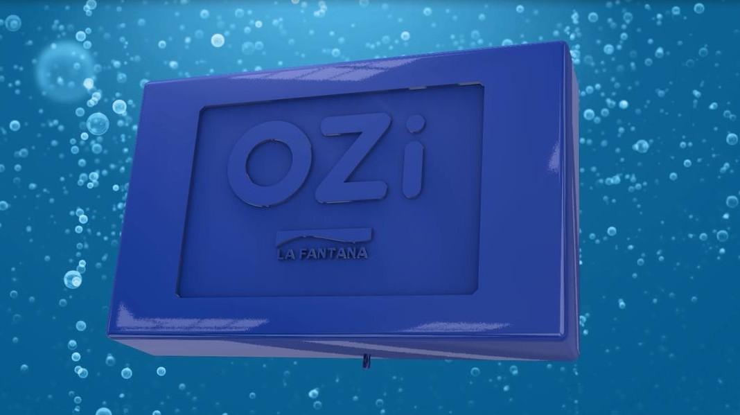 OZi- sistemul de igienizare a purificatoarelor si watercooler-elor
