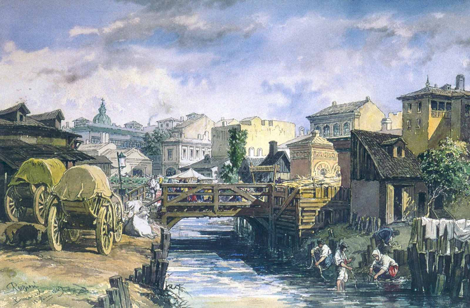 Scurtă istorie a unui afluent uitat al Dâmboviţei: Bucureştioara