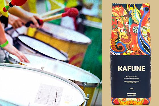 Kafune - sau despre tandrete, exuberanta si exotism in cheie braziliana